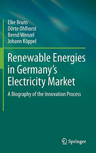 Renewable Energies in Germany's Electricity Market: Elke Bruns