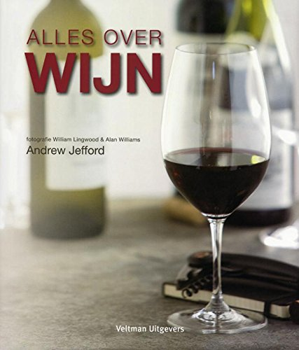 ALLES OVER WIJN.: Jefford, Andrew., and