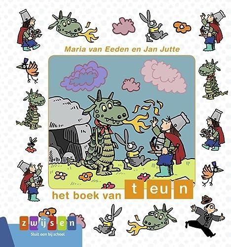 Kleuters samenleesboek - Het boek van teun: Maria van Eeden