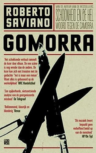 9789048808595: Gomorra: een bloedstollend verslag over de werkwijze van de Camorra