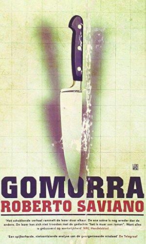 9789048816941: Gomorra: reis door het imperium van de camorra