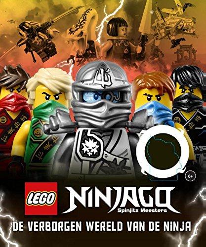 9789048826308: Lego Ninjago - De verborgen wereld van de Ninja / druk 1