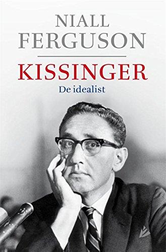 9789048830145: Kissinger: 1923-1968 : de idealist