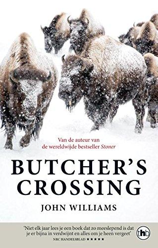 9789048831968: Butcher's crossing