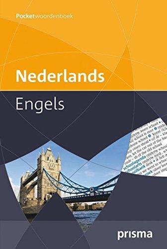 9789049100711: Prisma Dutch-English Pocket Dictionary