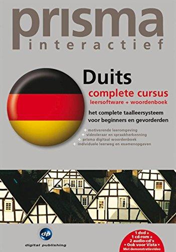 9789049101015: Complete cursus Duits (Prisma taalcursus)