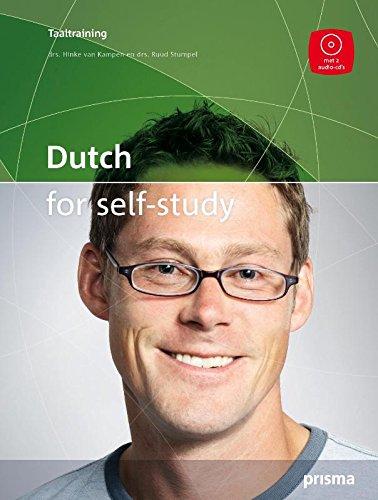 9789049105969: Dutch for self-study: Nederlands voor anderstaligen (Prisma Taaltraining)