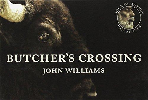 9789049803292: Butcher's Crossing