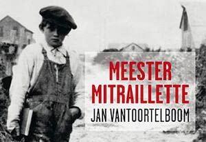 9789049803841: Meester Mitraillette  / druk 1 (Dwarsligger)