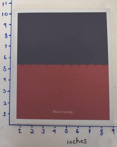 9789050060936: Das Innere Nach Aussen: Maria Lassnig Bilder/Schilderijen/Paintings (English, Dutch and German Edition)