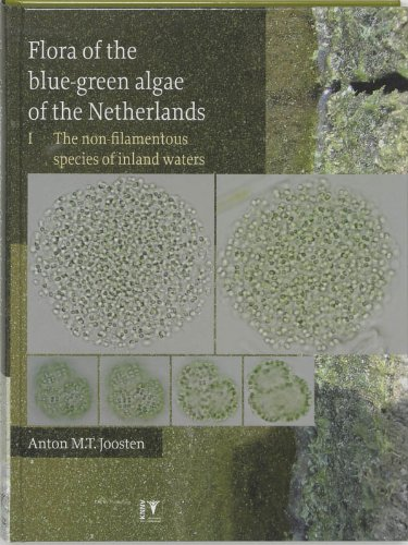 9789050112420: Flora of the Bluegreen Algae of the Netherlands: The Non-filamentous Species of Inland Waters