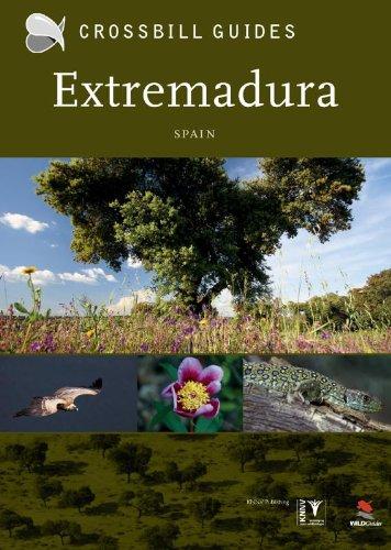 9789050113816: Crossbill guides Extremadura: Spain