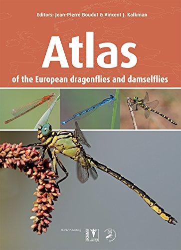 9789050114806: Atlas of the European Dragonflies and Damselflies