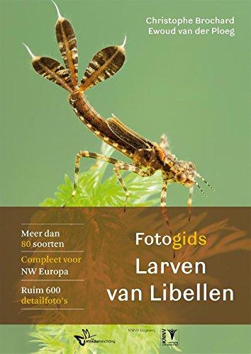 9789050114868: Fotogids larven van libellen
