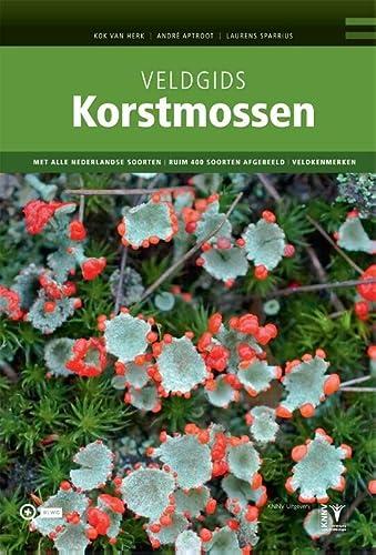 Veldgids Korstmossen [Field Guide to Lichens] (Hardback): Kok van Herk,