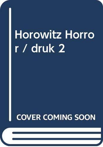 9789050163507: Horowitz horror
