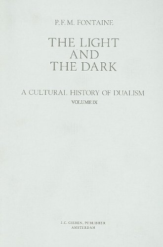 The Light and the Dark. A Cultural History of Dualism, Volume 9 : Gnostic Dualism in Asia Minor ...