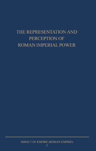 The Representation and Perception of Roman Imperial: De Blois, Lukas