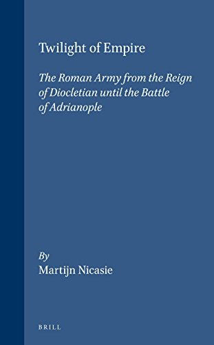 9789050634489: TWILIGHT OF EMPIRE (Dutch Monographs on Ancient History and Archaeology)