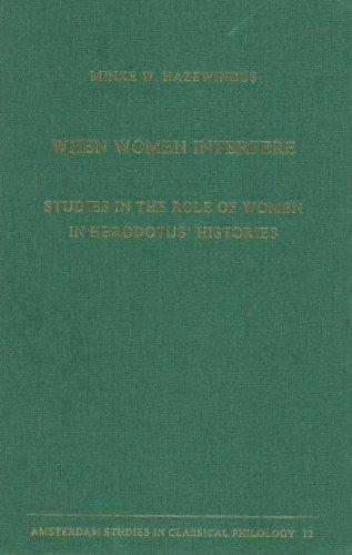 When Women Interfere: Studies in the Role: Minke W. Hazewindus