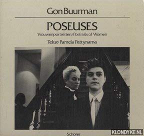 Poseuses Portraits of Women (Dutch Edition): Buurman, Gon