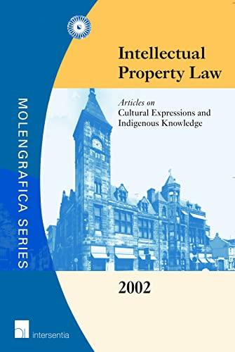 Intellectual Property Law 2002 (Molengrafica Series): F.W. Grosheide (Editor),