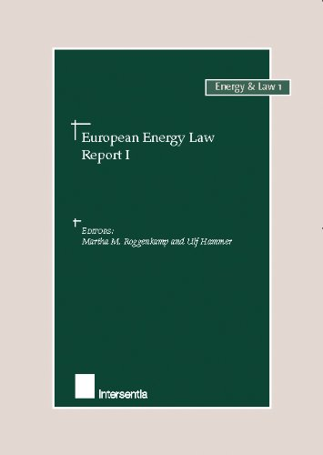 European Energy Law Report I