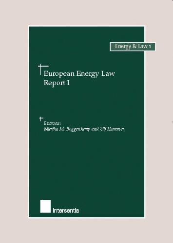 9789050953702: European Energy Law Report I