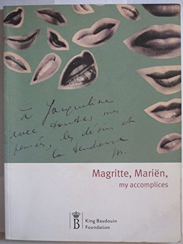 9789051306187: Magritte and Mariën, my accomplices