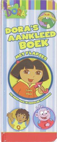 9789051597660: Dora's aankleedboek