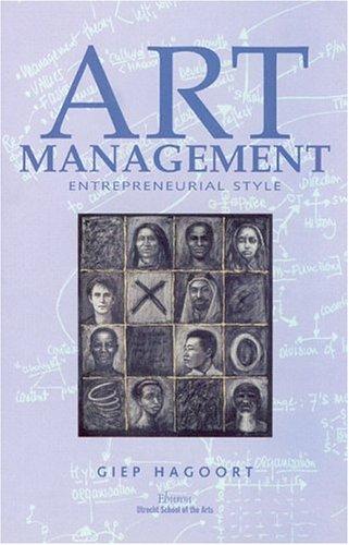 9789051668025: Art Management: Entrepreneurial Style