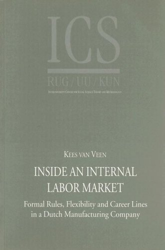 9789051704099: Inside an Internal Labor Market: Formal rules, flexibility and career lines in a Dutch manufacturing firm (ICS)