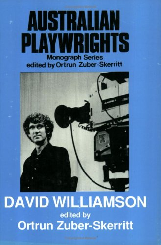 David Williamson (Australiam Playwrights Monograph Series)