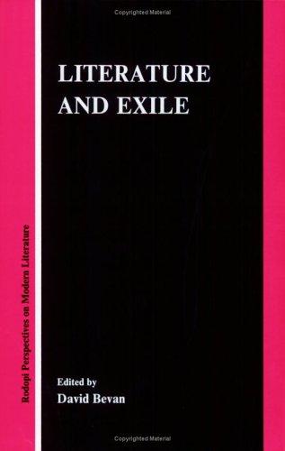 Literature and exile.: Bevan, David (ed.)