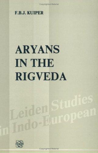 Aryans in the Rigveda.: Kuiper, F.B.J.