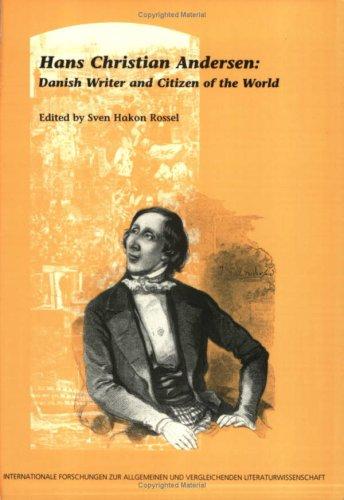 9789051839487: Hans Christian Andersen: Danish Writer and Citizen of the World