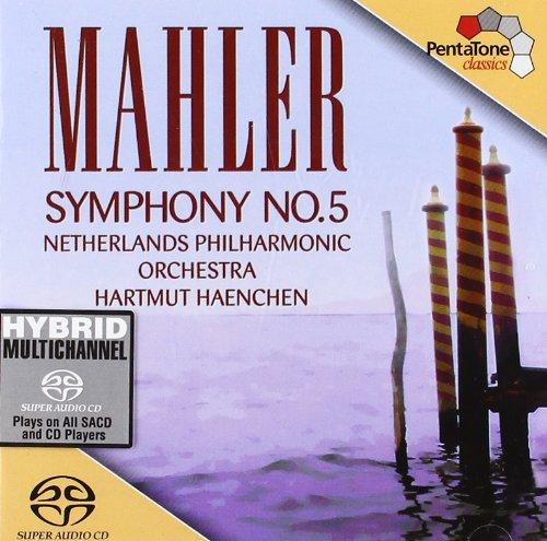 9789051860047: Mahler:Symphony No 5 [Sacd]