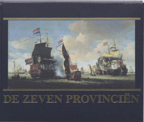 9789051940916: De Zeven Provinciën: Een poging tot reconstructie, mede aan de hand van de nog bestaande Van de Velde-tekeningen, van s lands schip De Zeven Provinciën ... voor de Admiraliteit van de Maze in 1665