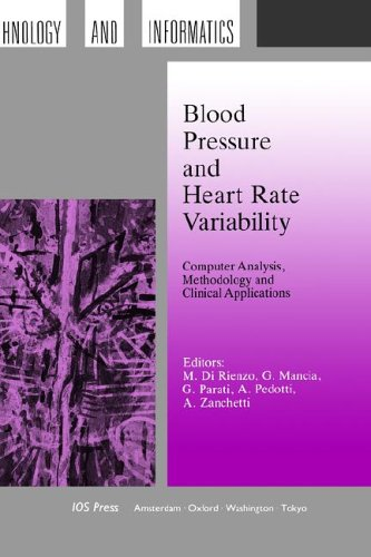 9789051990775: Blood Pressure and Heart Rate Variability, (German Monitor)