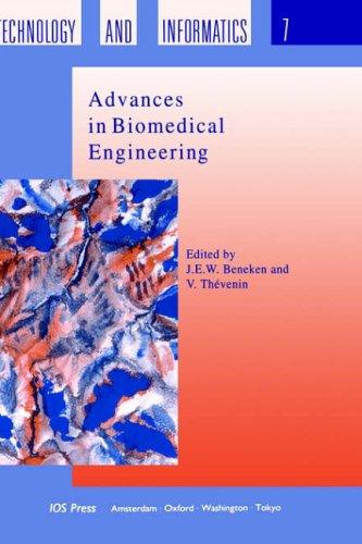 Advances in Biomedical Engineering (Studies in Health Technology and Informatics): Beneken, J.E.W.,...