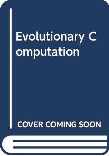 9789051994711: Evolutionary Computation