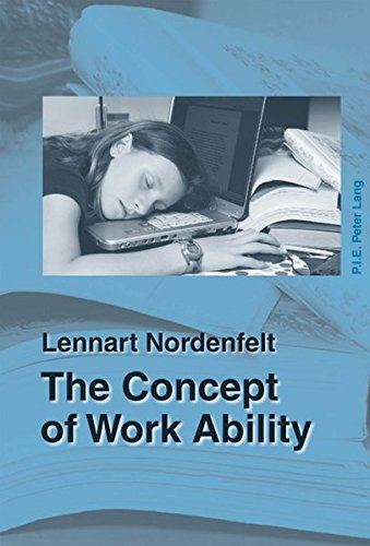 9789052014500: The Concept of Work Ability
