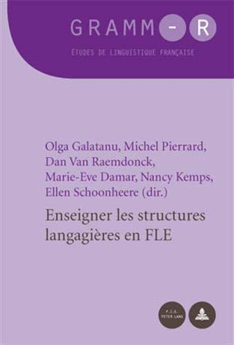 9789052015835: Enseigner les structures langagières en FLE (GRAMM-R) (French Edition)