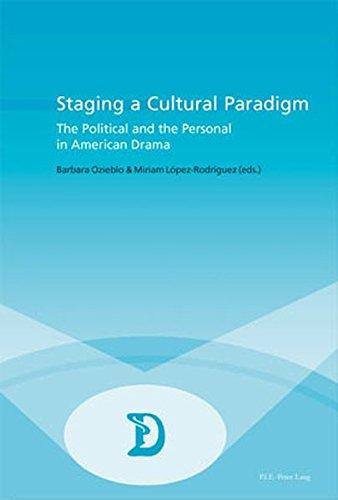 Staging a Cultural Paradigm: The Political and: Barbara Ozieblo, Miriam