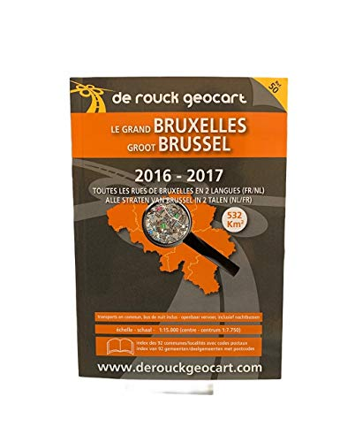 50 brussel . brux. - pocket