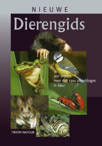 9789052105673: Nieuwe dierengids: 900 soorten . meer dan 1300 afbeeldingen in kleur