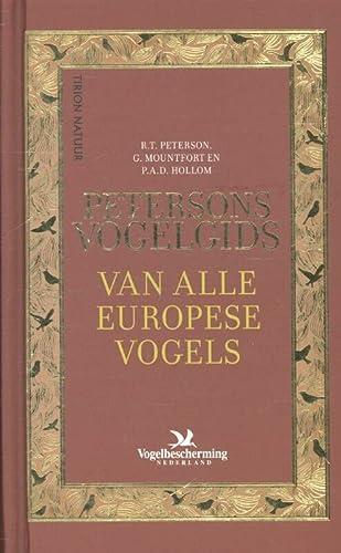9789052109114: Petersons vogelgids  / druk 30: van alle Europese vogels