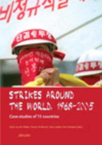 9789052602851: Strikes Around the World: Case Studies of 15 Countries