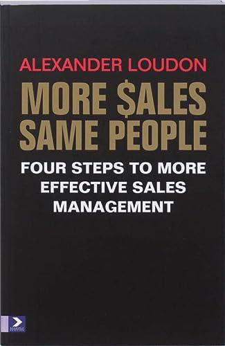 More sales, same people: Loudon, Alexander