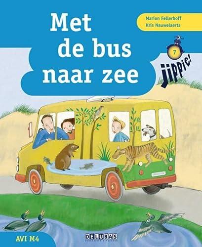 9789053005569: Met de bus naar zee  / druk 1 (Jippie (7))